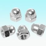 Hex Domed Cap Nuts